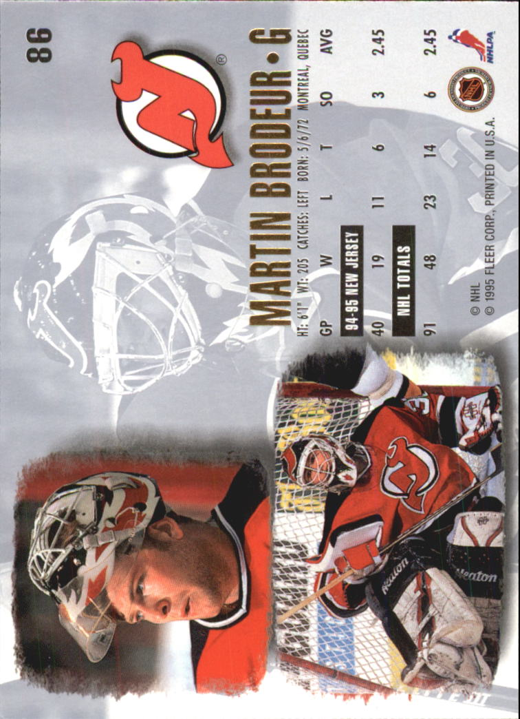1995-96-Ultra-Hockey-Cards-Pick-From-List miniature 149