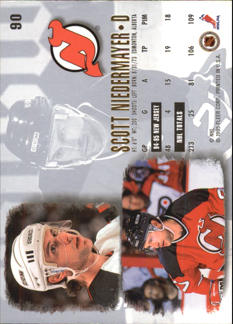 1995-96-Ultra-Hockey-Cards-Pick-From-List miniature 157