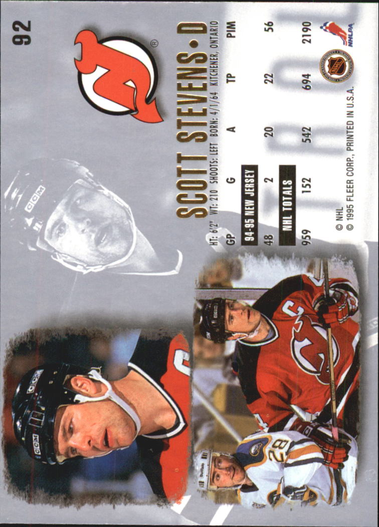 1995-96-Ultra-Hockey-Cards-Pick-From-List miniature 161