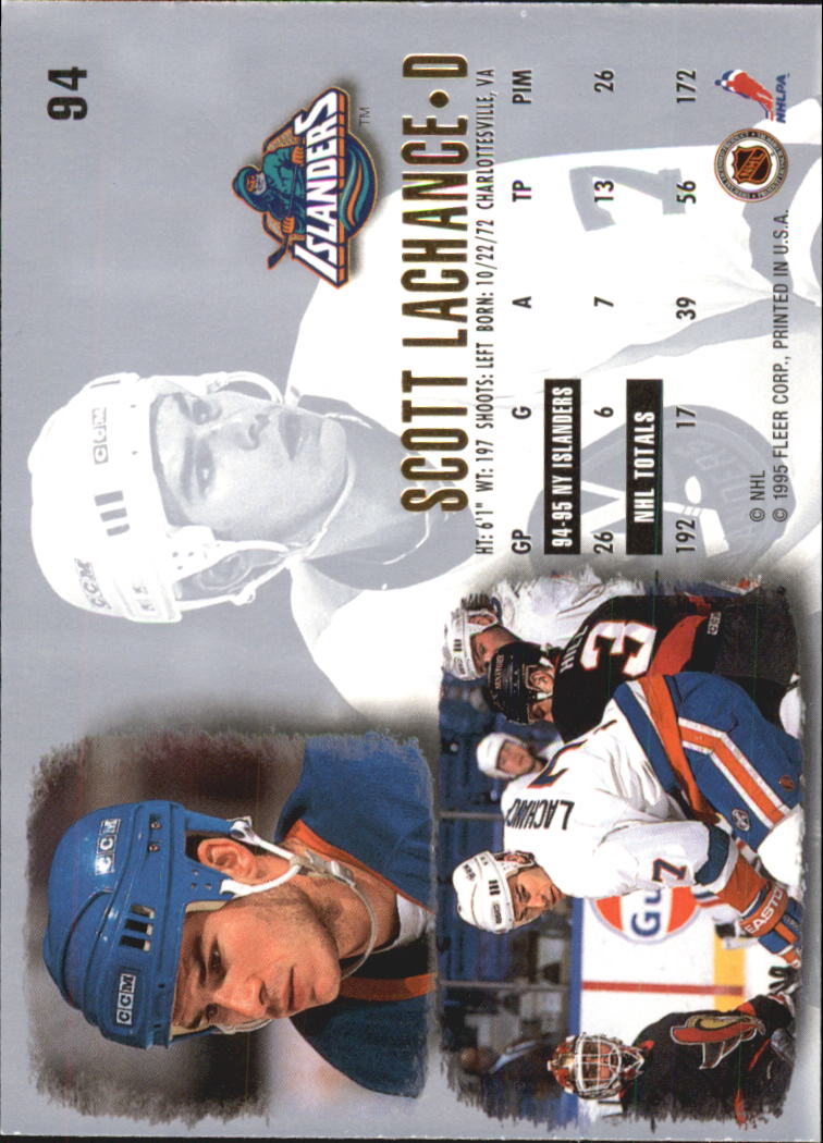 1995-96-Ultra-Hockey-Cards-Pick-From-List miniature 165