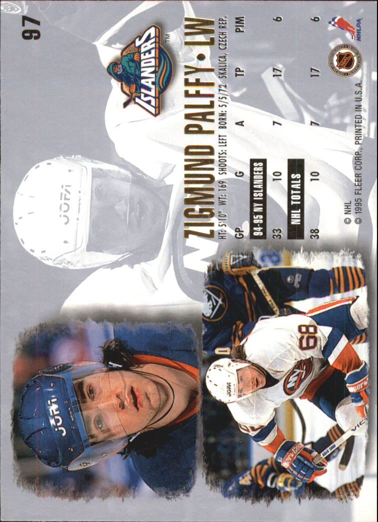 1995-96-Ultra-Hockey-Cards-Pick-From-List miniature 171