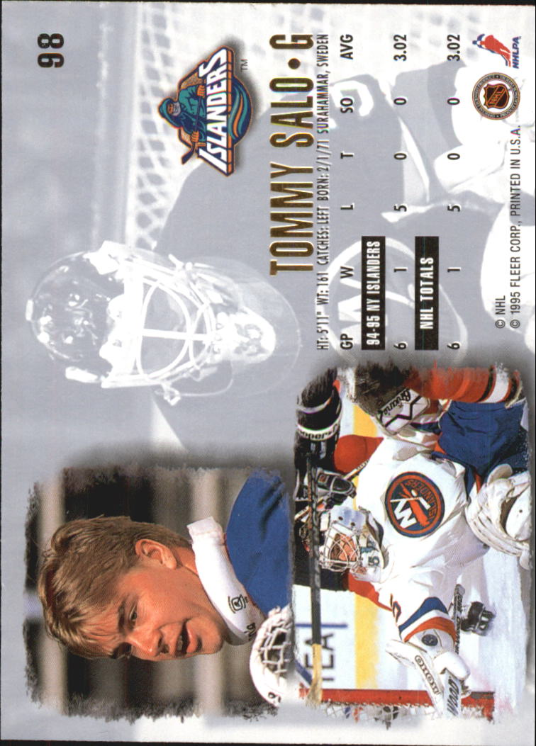 1995-96-Ultra-Hockey-Cards-Pick-From-List miniature 173