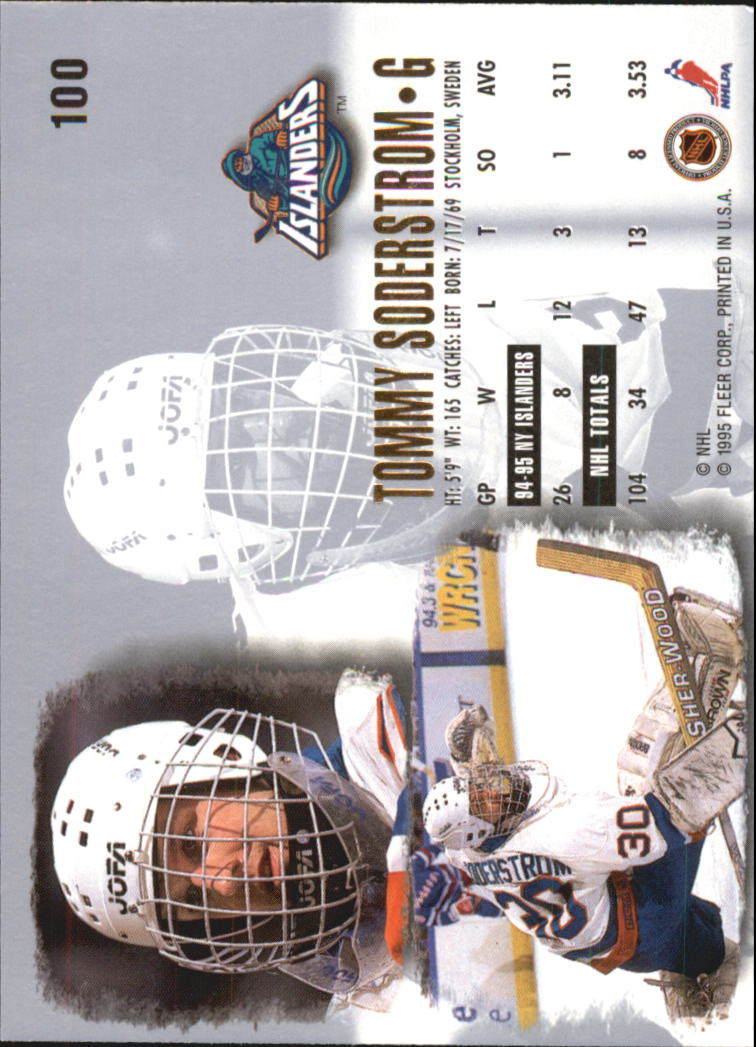 1995-96-Ultra-Hockey-Cards-Pick-From-List miniature 177