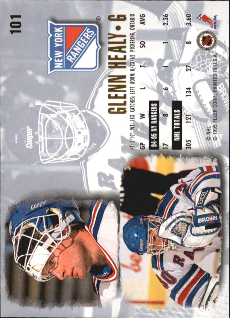 1995-96-Ultra-Hockey-Cards-Pick-From-List miniature 179