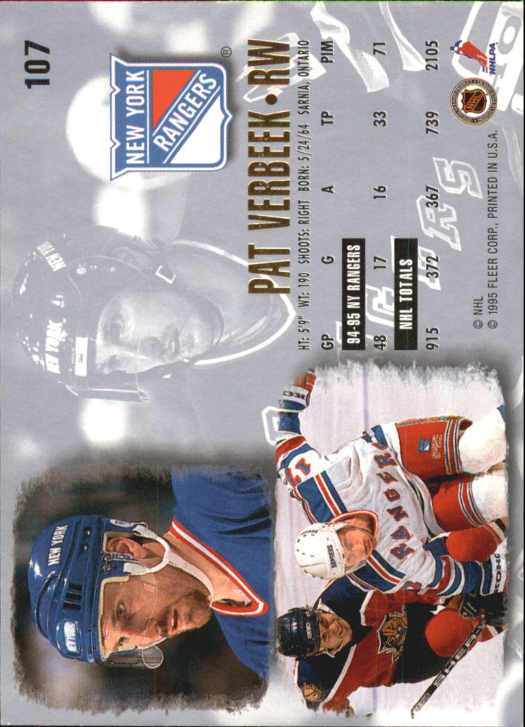 1995-96-Ultra-Hockey-Cards-Pick-From-List miniature 191