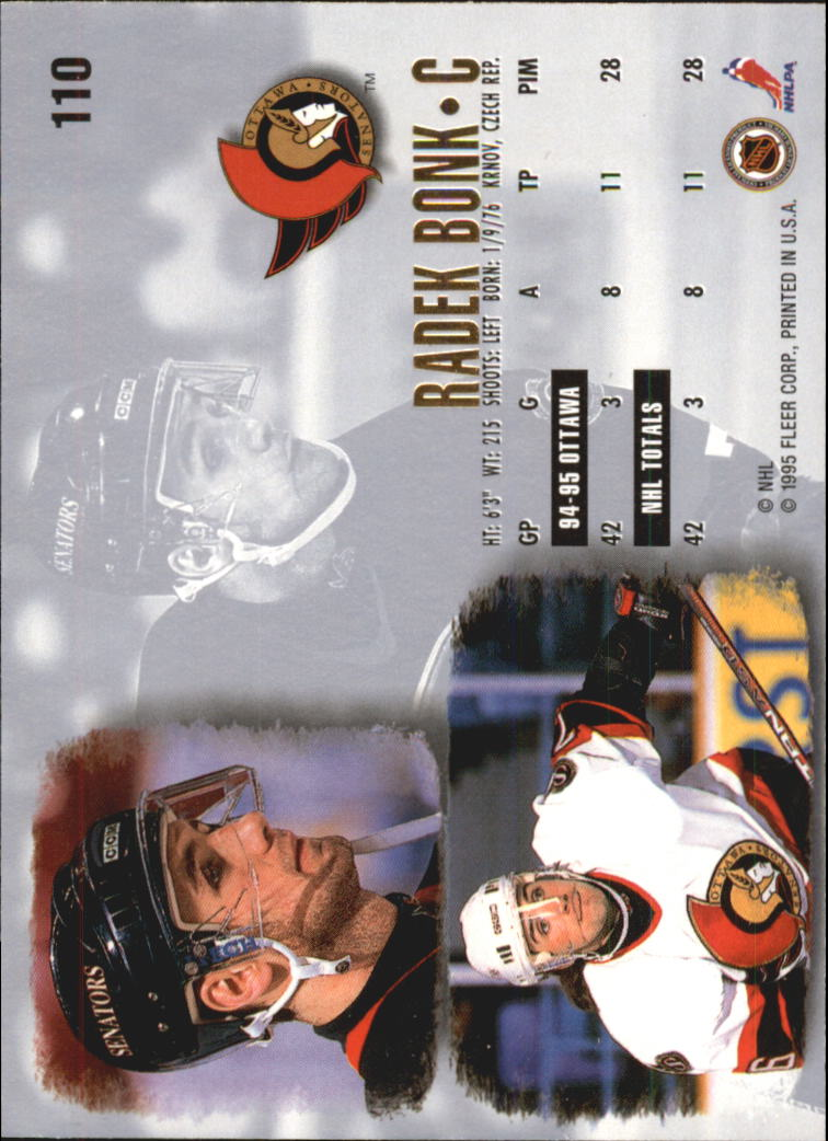 1995-96-Ultra-Hockey-Cards-Pick-From-List miniature 197