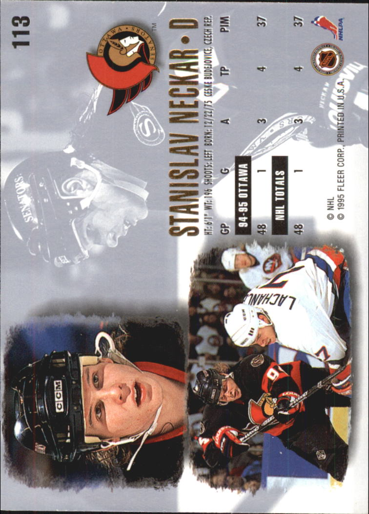 1995-96-Ultra-Hockey-Cards-Pick-From-List miniature 203