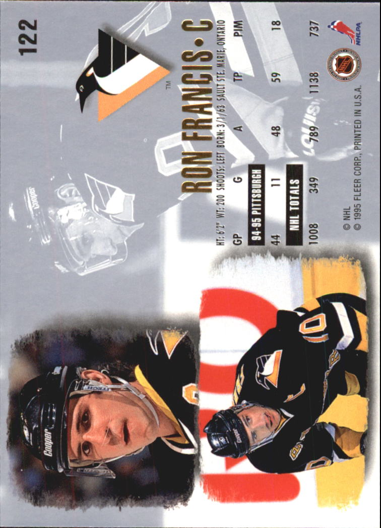 1995-96-Ultra-Hockey-Cards-Pick-From-List miniature 217