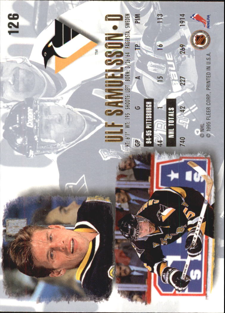 1995-96-Ultra-Hockey-Cards-Pick-From-List miniature 225