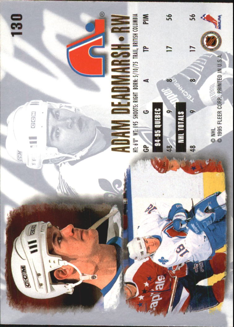 1995-96-Ultra-Hockey-Cards-Pick-From-List miniature 231