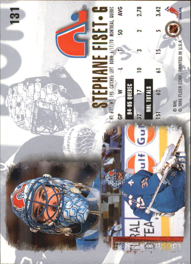 1995-96-Ultra-Hockey-Cards-Pick-From-List miniature 233