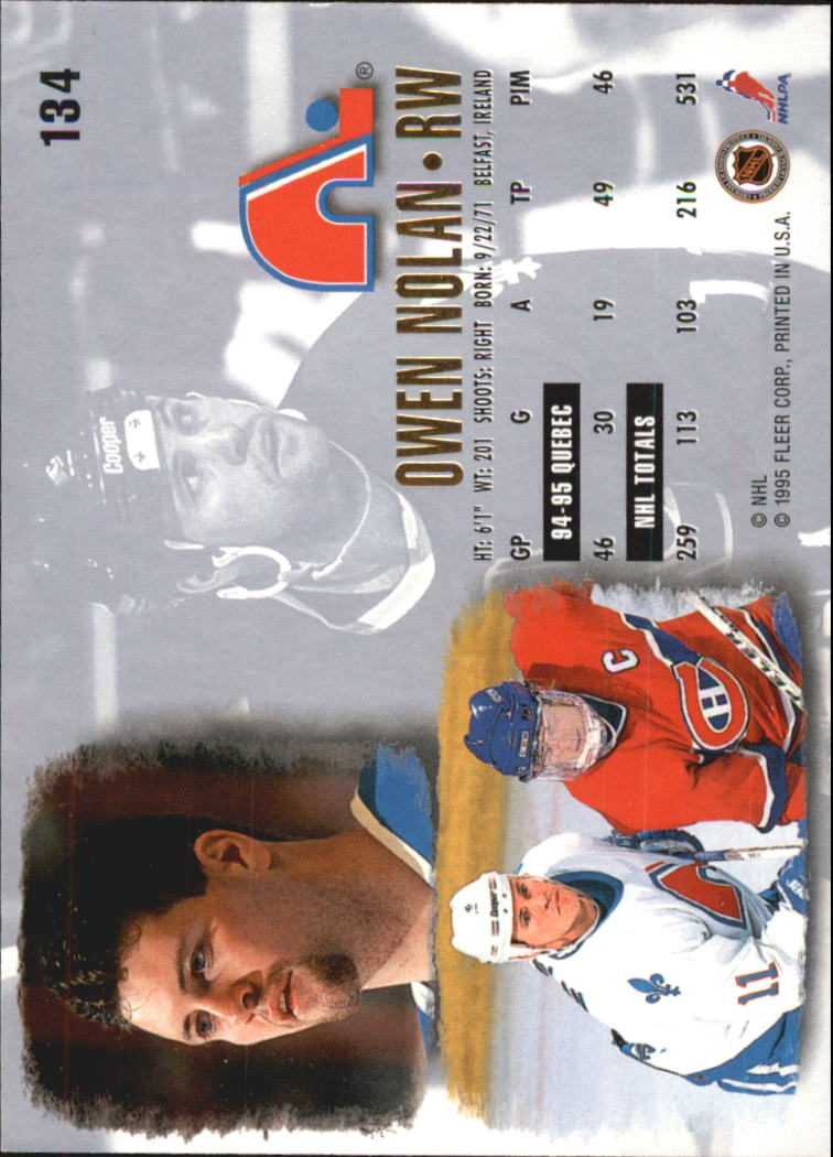 1995-96-Ultra-Hockey-Cards-Pick-From-List miniature 239