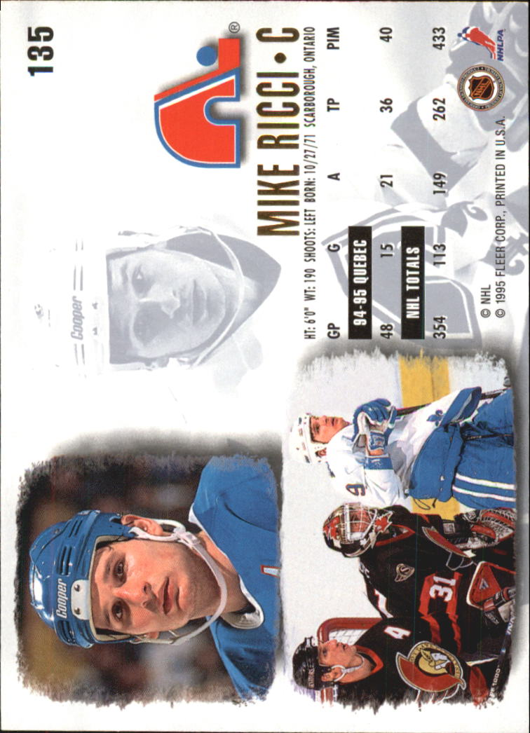 1995-96-Ultra-Hockey-Cards-Pick-From-List miniature 241