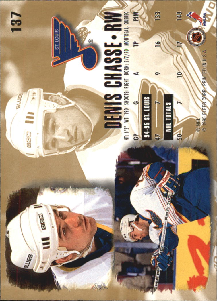 1995-96-Ultra-Hockey-Cards-Pick-From-List miniature 245