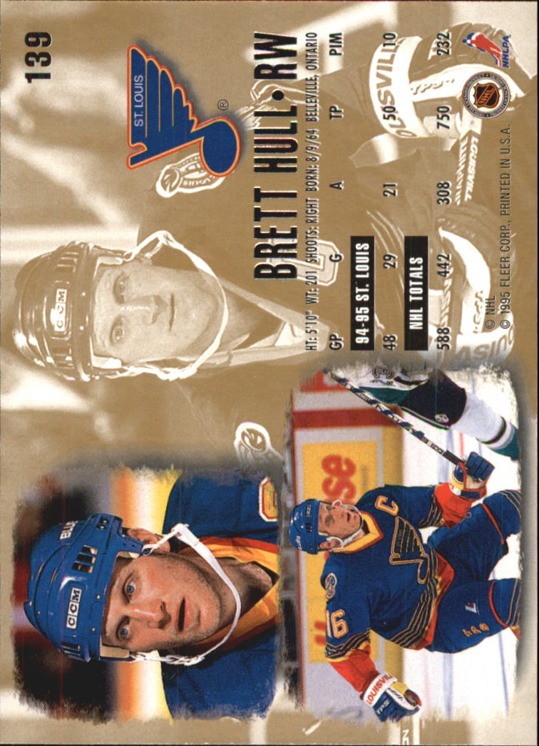 1995-96-Ultra-Hockey-Cards-Pick-From-List miniature 249