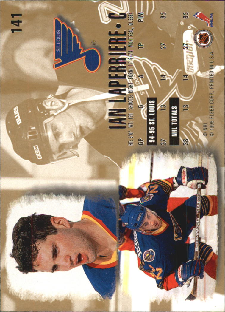 1995-96-Ultra-Hockey-Cards-Pick-From-List miniature 253