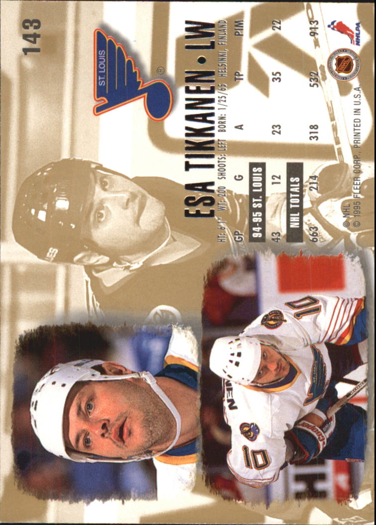 1995-96-Ultra-Hockey-Cards-Pick-From-List miniature 257