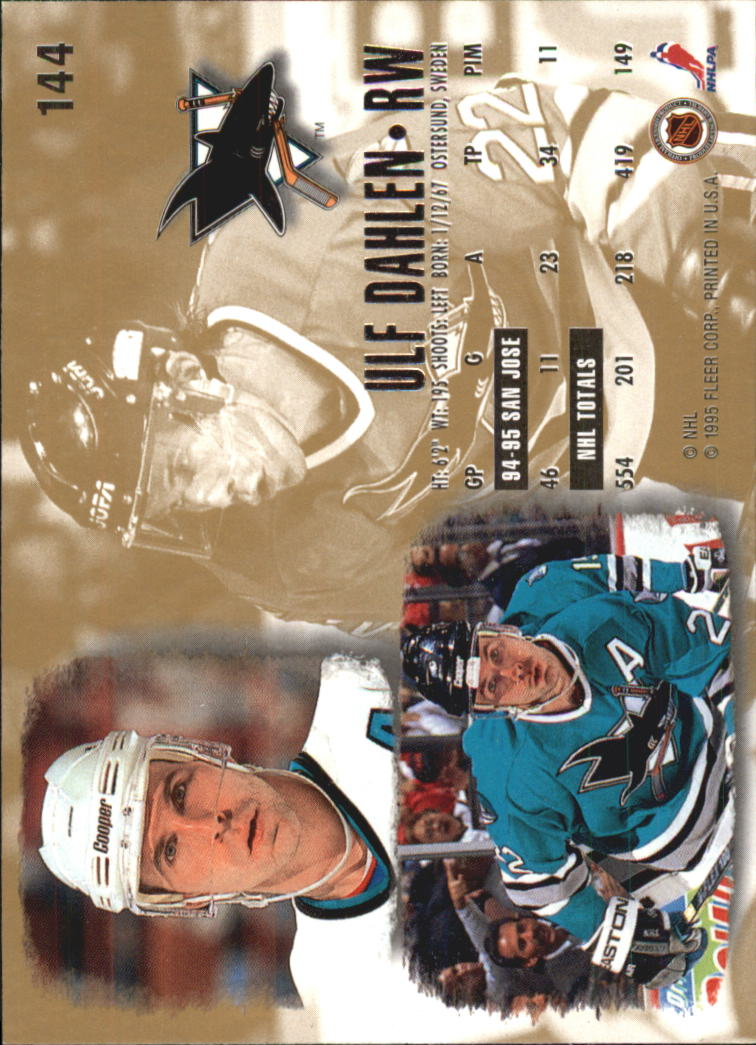 1995-96-Ultra-Hockey-Cards-Pick-From-List miniature 259