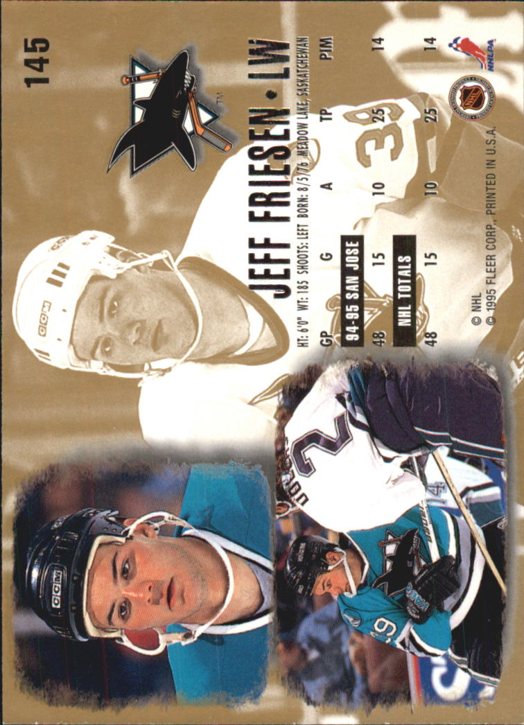 1995-96-Ultra-Hockey-Cards-Pick-From-List miniature 261