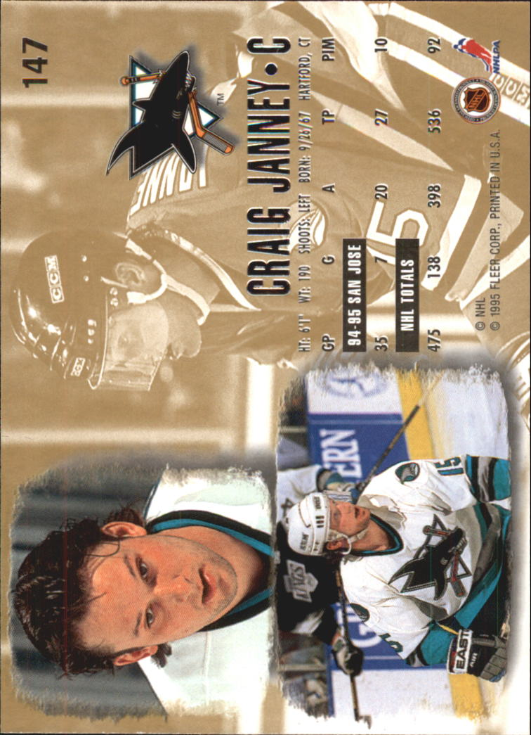 1995-96-Ultra-Hockey-Cards-Pick-From-List miniature 265