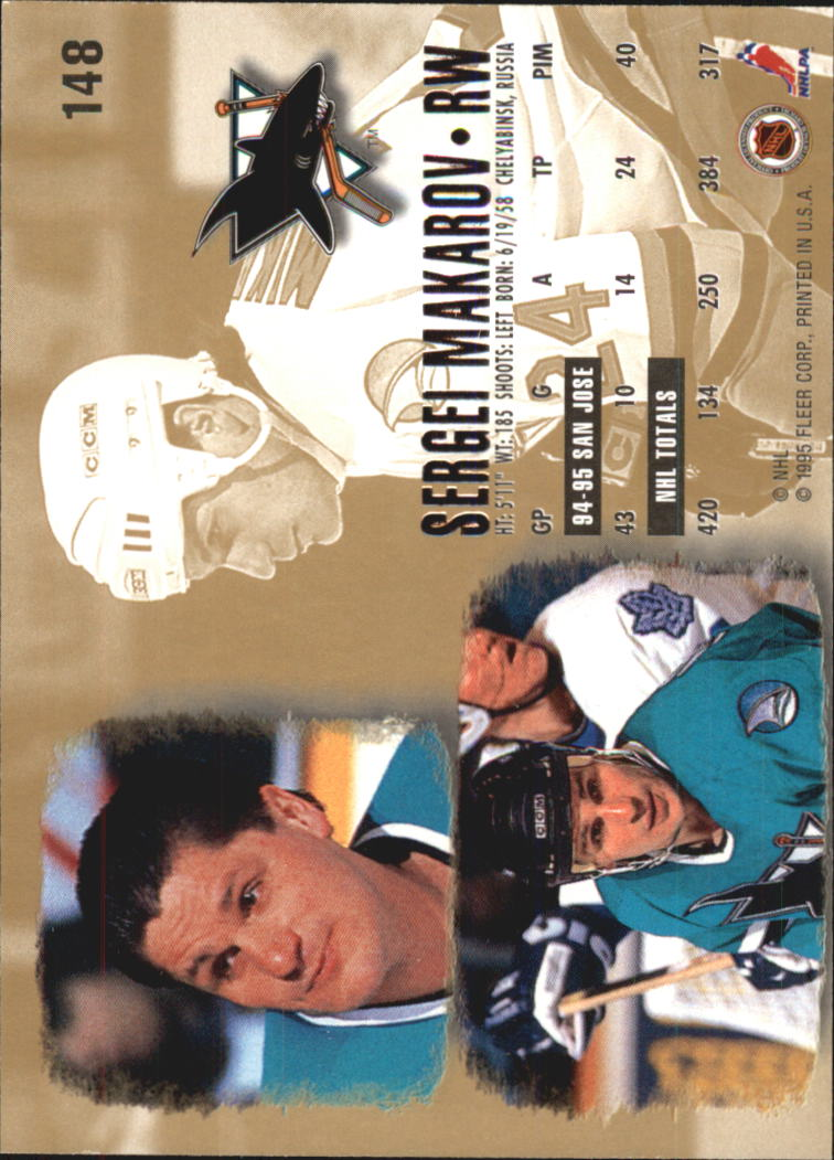 1995-96-Ultra-Hockey-Cards-Pick-From-List miniature 267