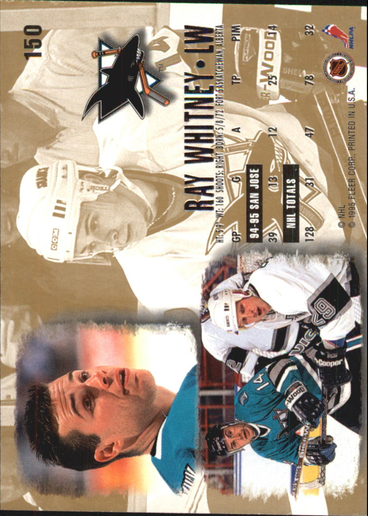 1995-96-Ultra-Hockey-Cards-Pick-From-List miniature 269