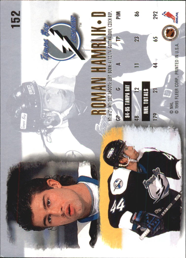1995-96-Ultra-Hockey-Cards-Pick-From-List miniature 273