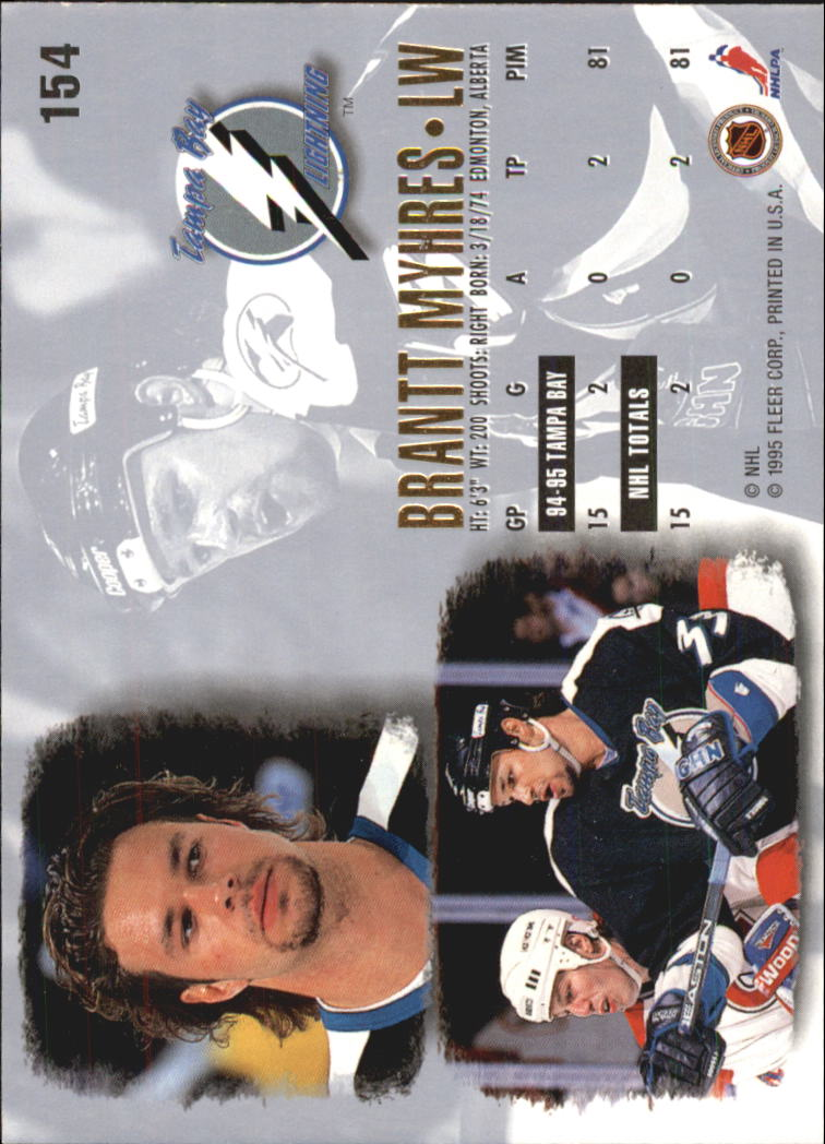 1995-96-Ultra-Hockey-Cards-Pick-From-List miniature 277
