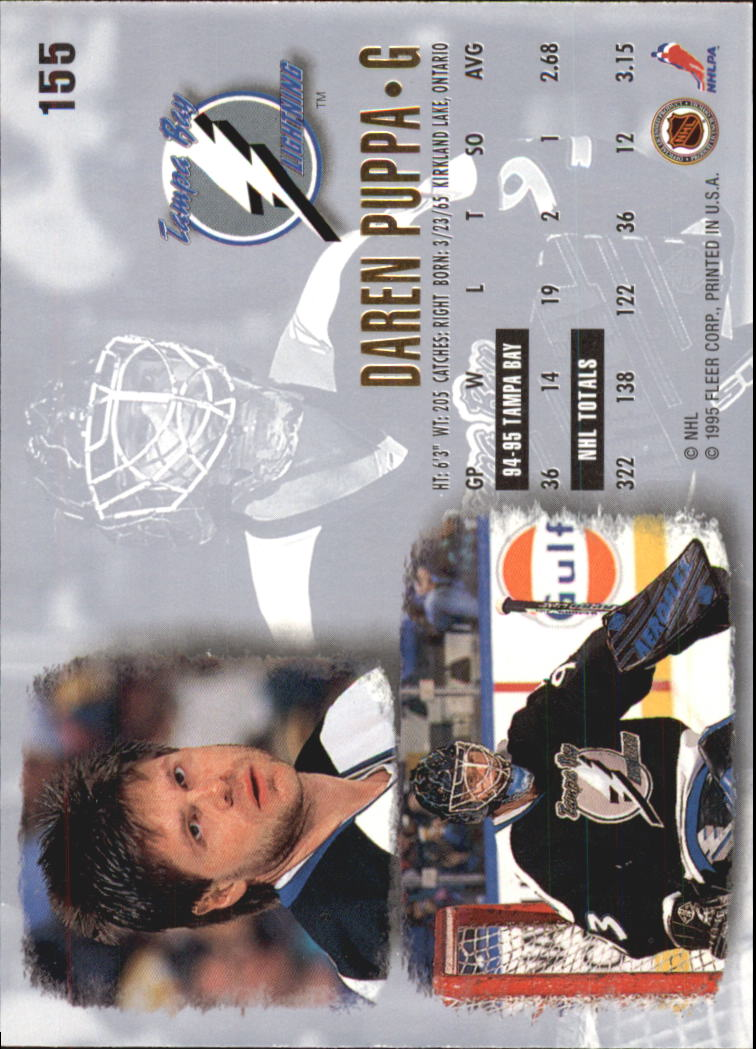 1995-96-Ultra-Hockey-Cards-Pick-From-List miniature 279