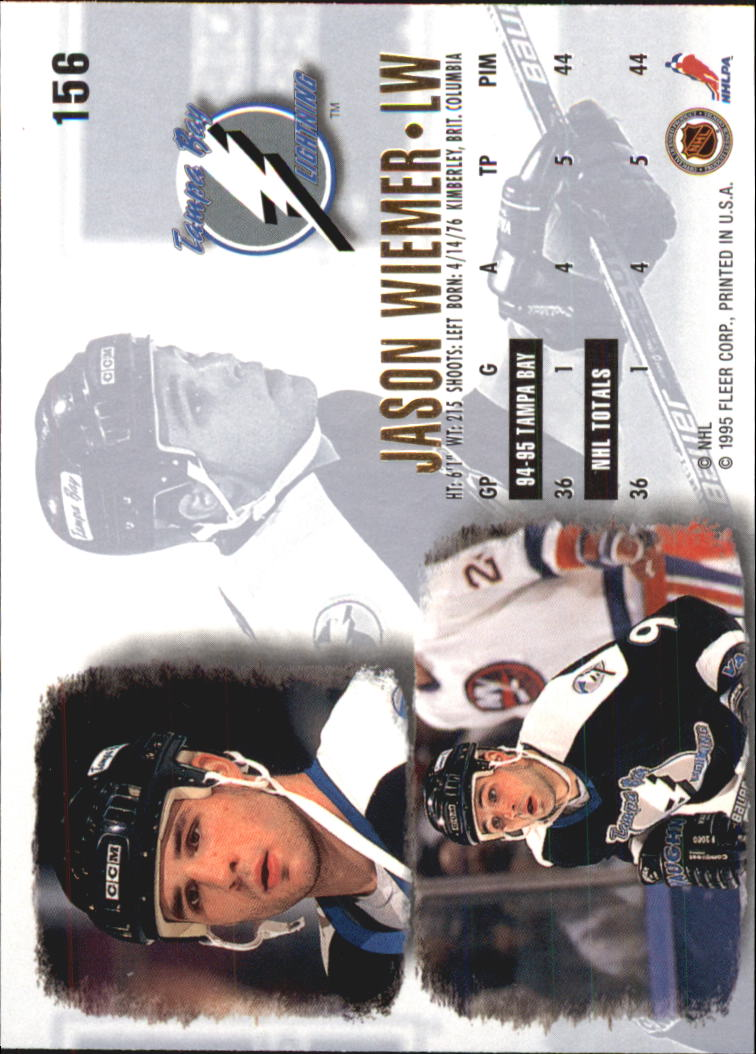 1995-96-Ultra-Hockey-Cards-Pick-From-List miniature 281