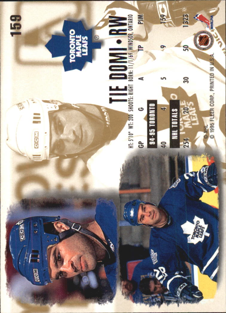 1995-96-Ultra-Hockey-Cards-Pick-From-List miniature 287