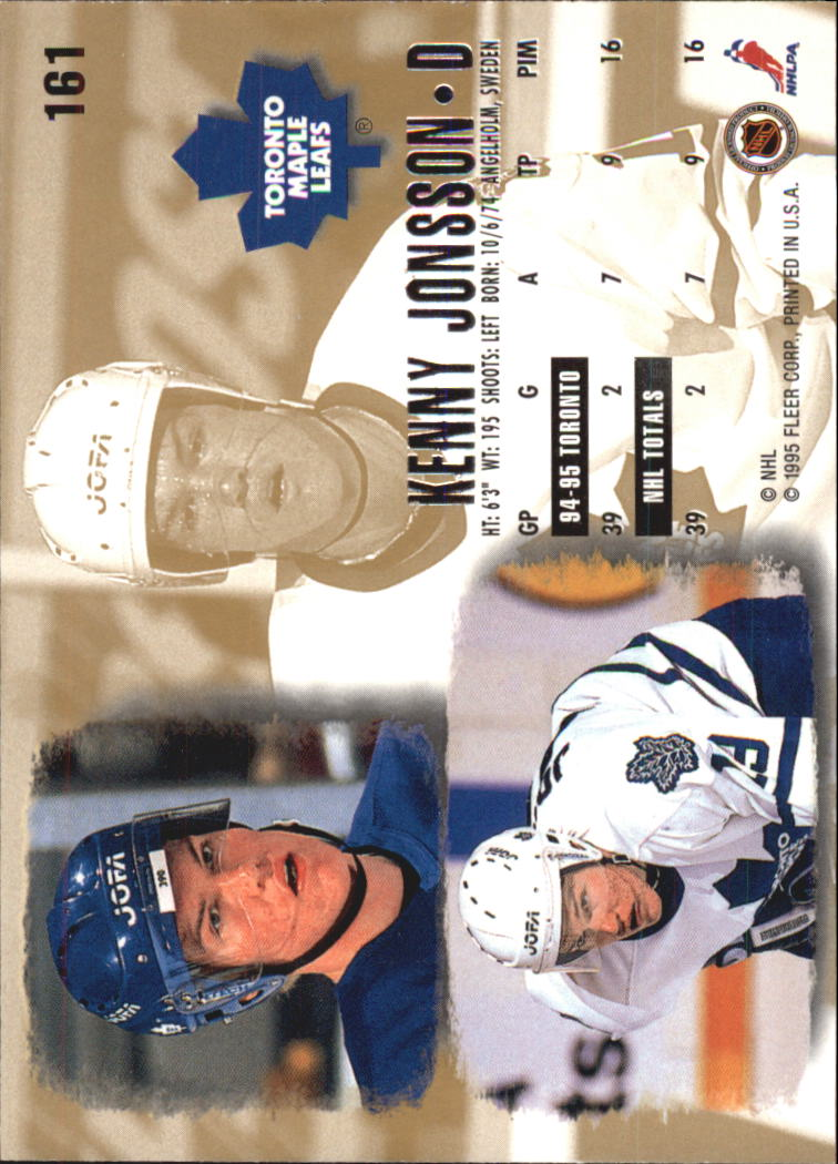 1995-96-Ultra-Hockey-Cards-Pick-From-List miniature 291