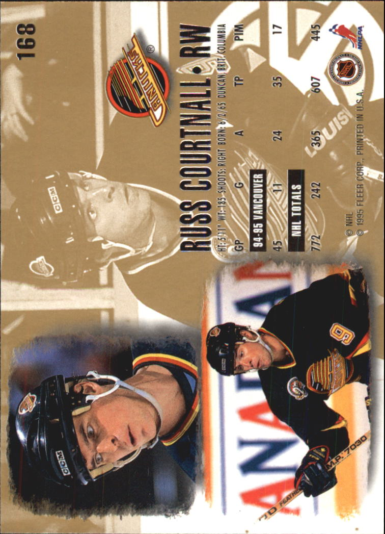 1995-96-Ultra-Hockey-Cards-Pick-From-List miniature 305