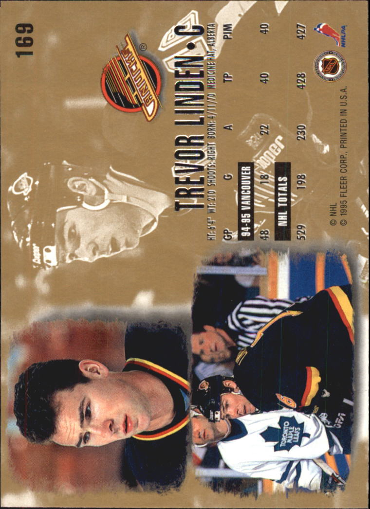1995-96-Ultra-Hockey-Cards-Pick-From-List miniature 307