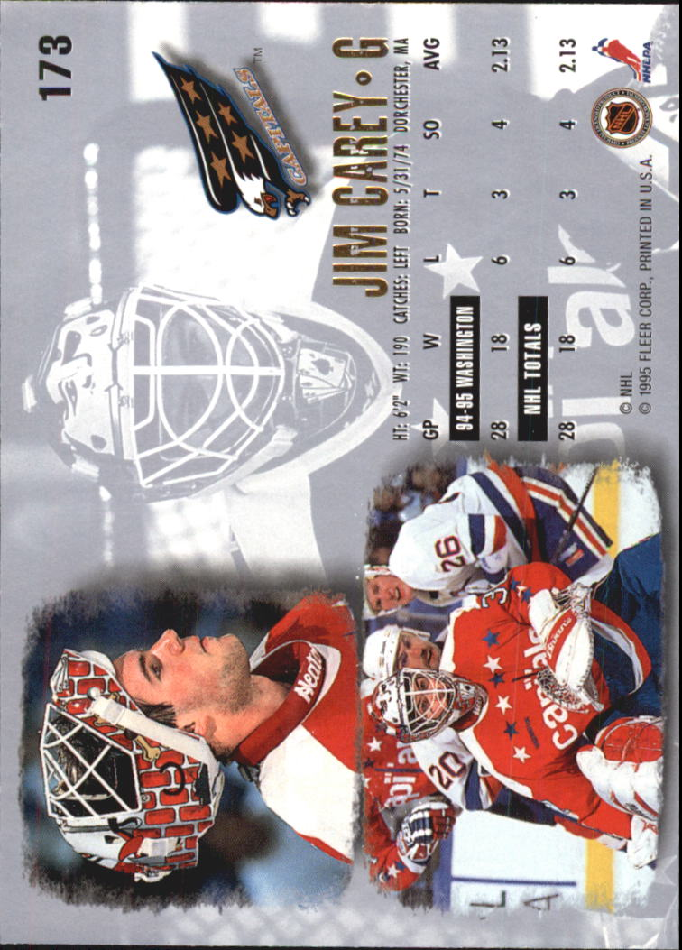 1995-96-Ultra-Hockey-Cards-Pick-From-List miniature 315
