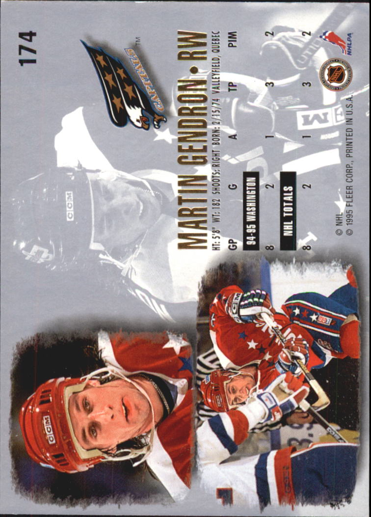 1995-96-Ultra-Hockey-Cards-Pick-From-List miniature 317
