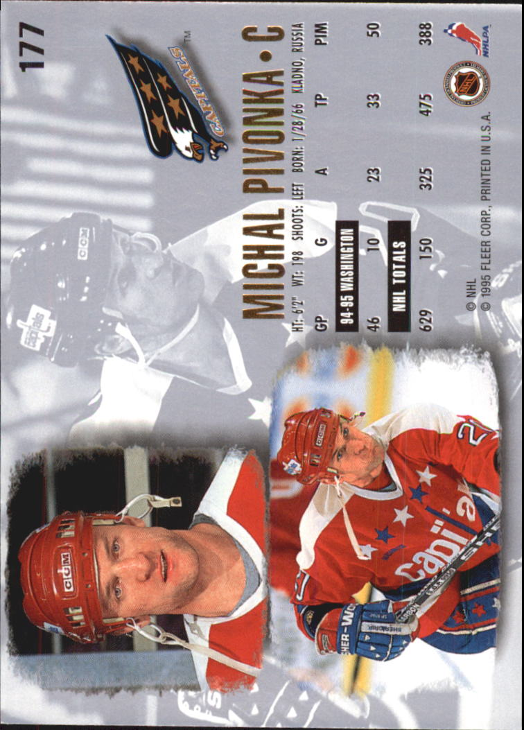 1995-96-Ultra-Hockey-Cards-Pick-From-List miniature 323