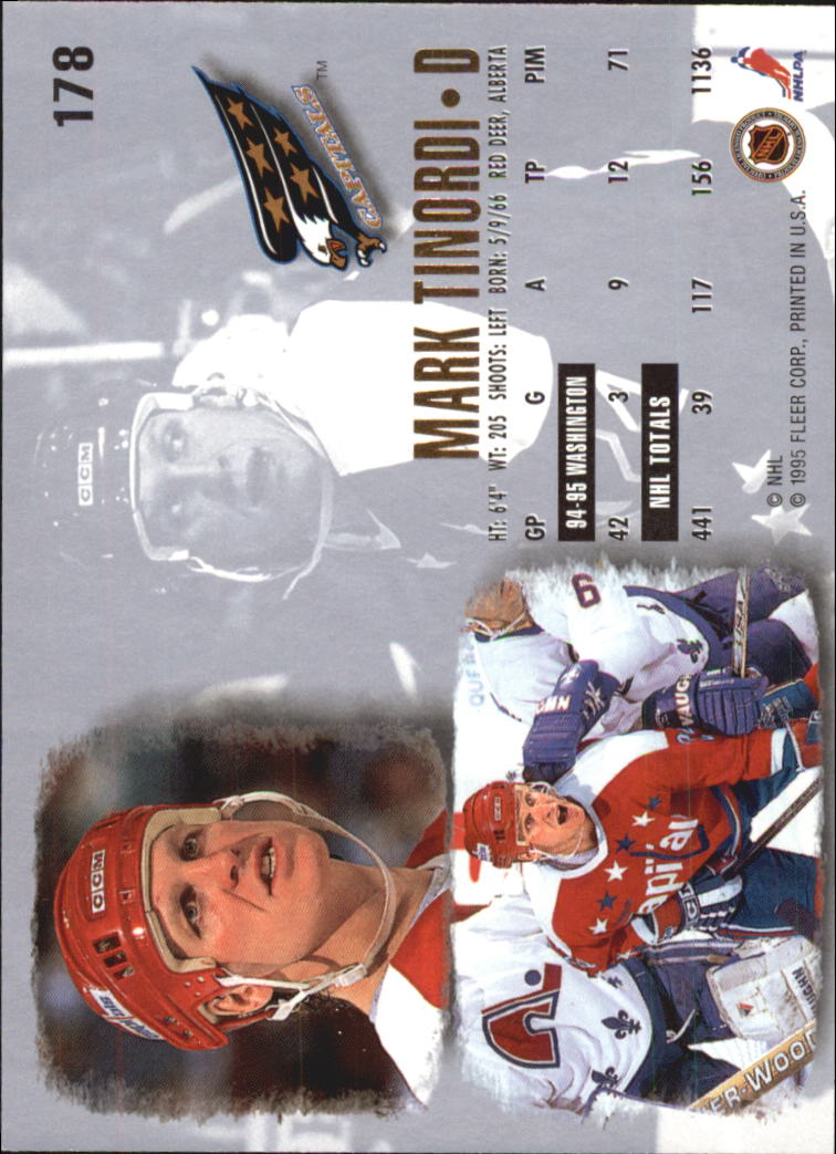1995-96-Ultra-Hockey-Cards-Pick-From-List miniature 325