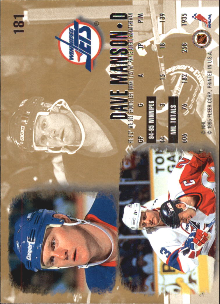 1995-96-Ultra-Hockey-Cards-Pick-From-List miniature 331