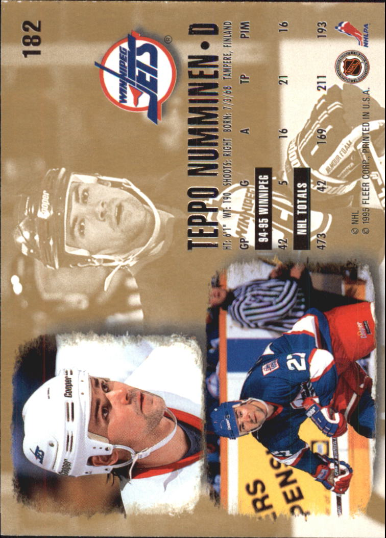 1995-96-Ultra-Hockey-Cards-Pick-From-List miniature 333