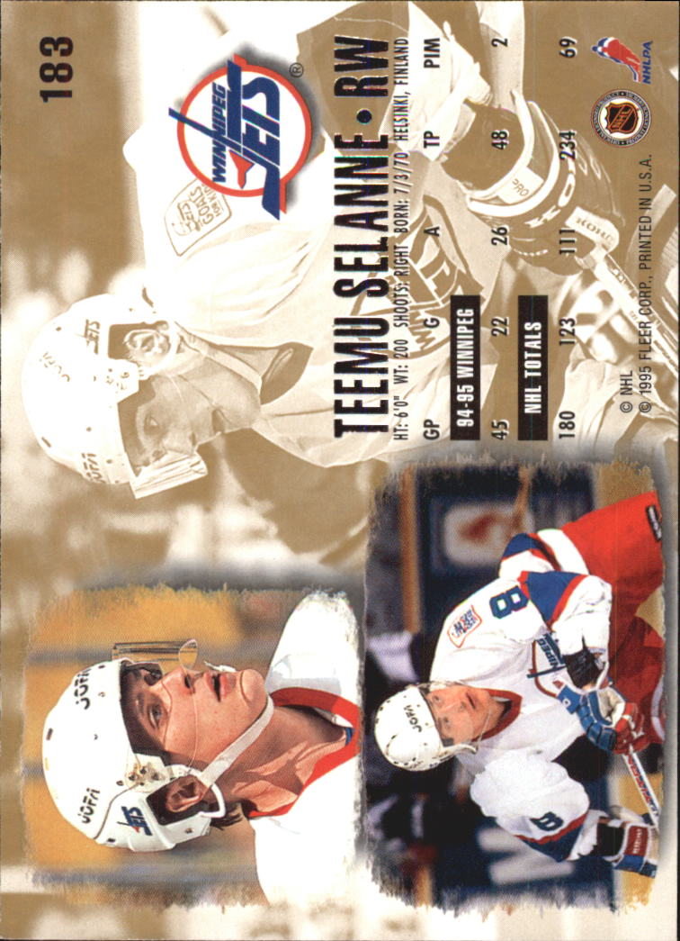 1995-96-Ultra-Hockey-Cards-Pick-From-List miniature 335