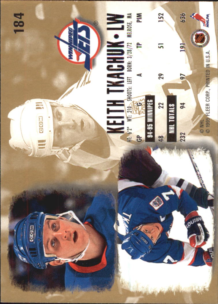 1995-96-Ultra-Hockey-Cards-Pick-From-List miniature 337