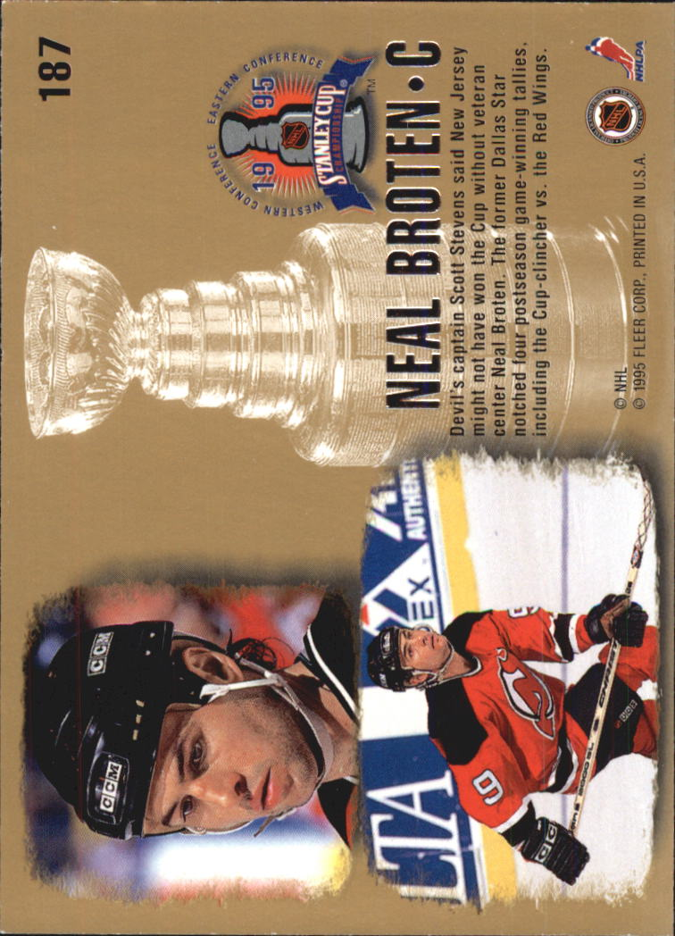 1995-96-Ultra-Hockey-Cards-Pick-From-List miniature 341