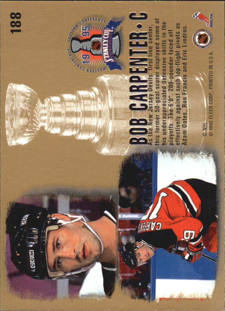 1995-96-Ultra-Hockey-Cards-Pick-From-List miniature 343