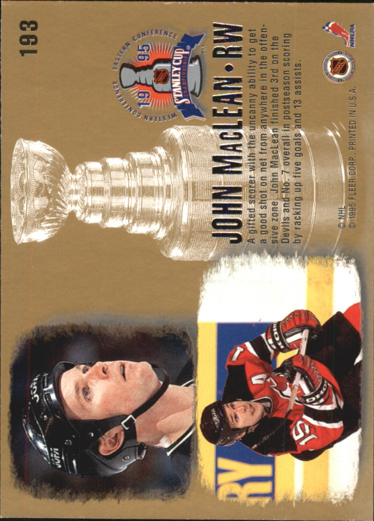 1995-96-Ultra-Hockey-Cards-Pick-From-List miniature 351