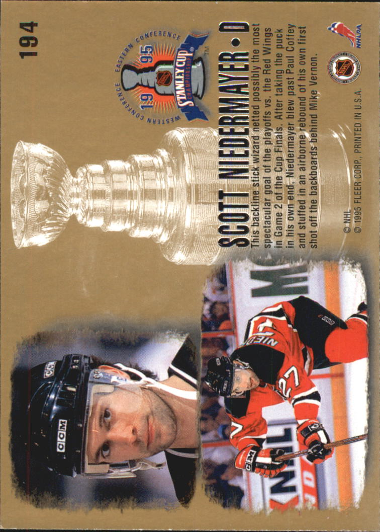 1995-96-Ultra-Hockey-Cards-Pick-From-List miniature 353