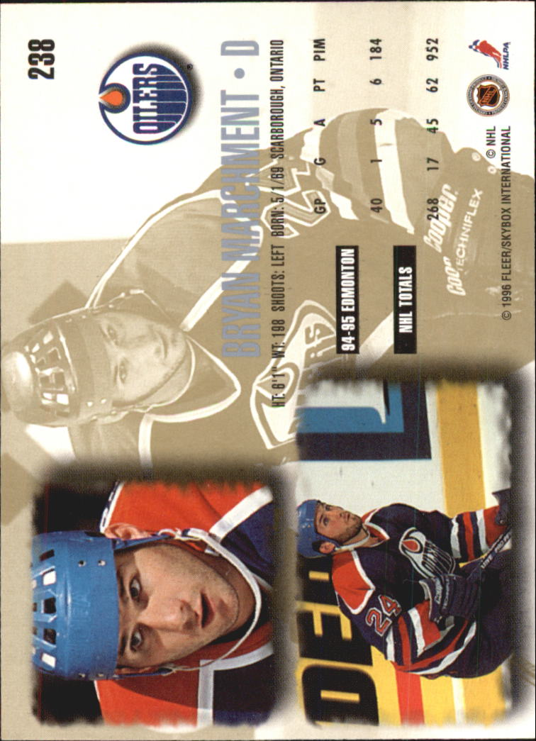 1995-96-Ultra-Hockey-Cards-Pick-From-List miniature 387