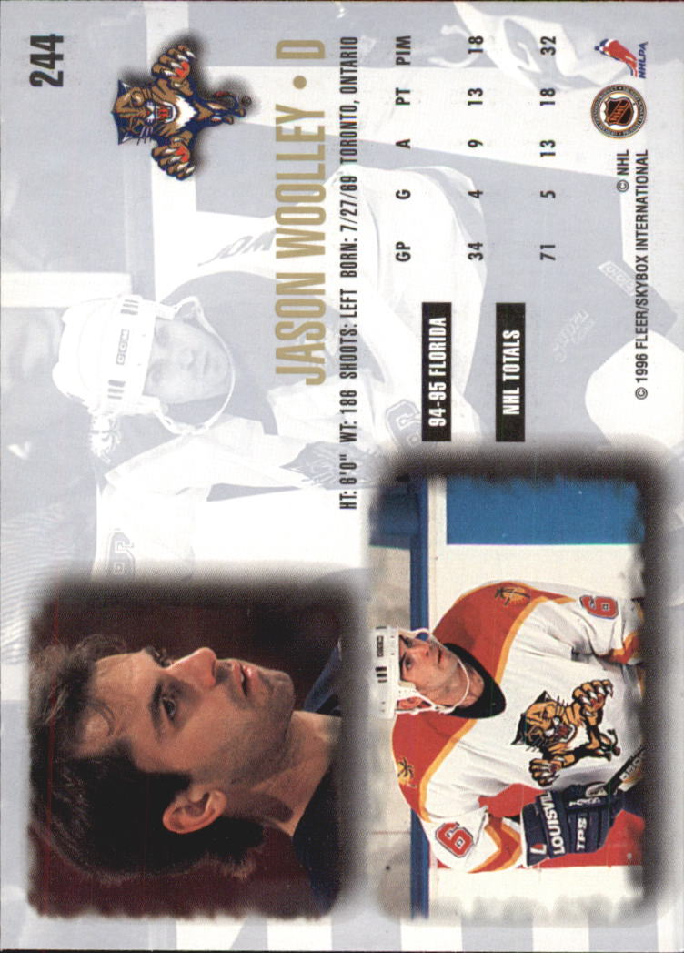 1995-96-Ultra-Hockey-Cards-Pick-From-List miniature 395