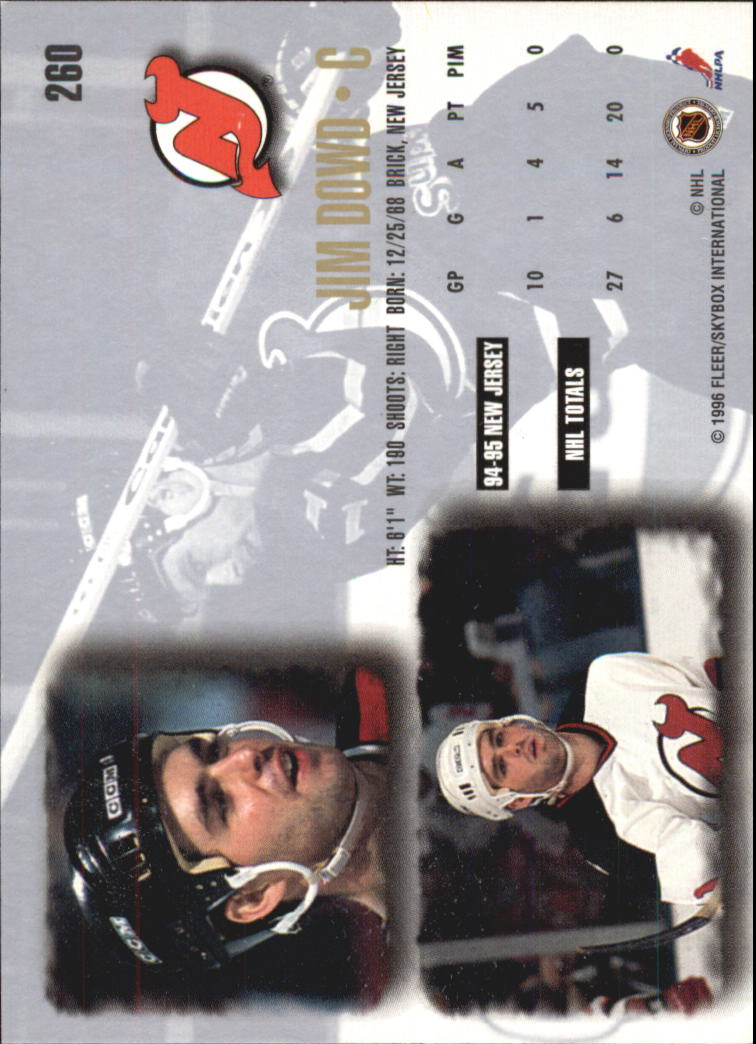 1995-96-Ultra-Hockey-Cards-Pick-From-List miniature 407