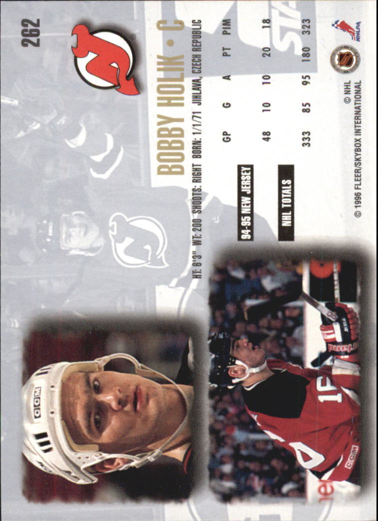 1995-96-Ultra-Hockey-Cards-Pick-From-List miniature 409